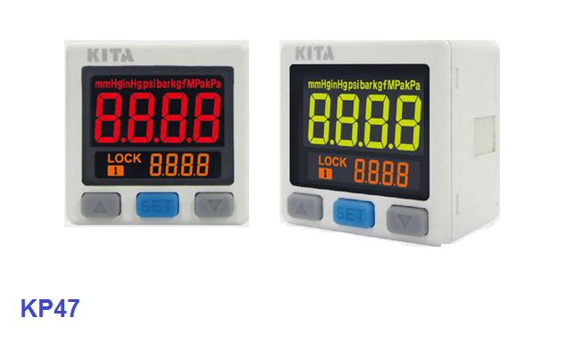 Digital pressure sensor KP47