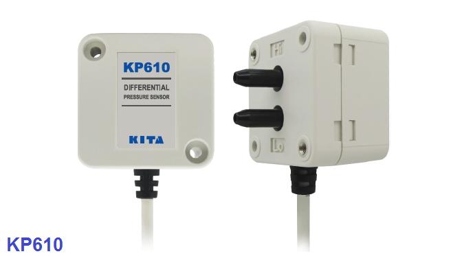 Differential pressure sensor KP610