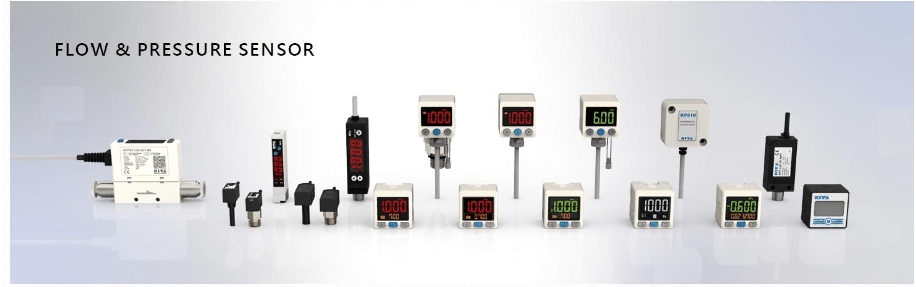 Digital pressure & Flow eguipment